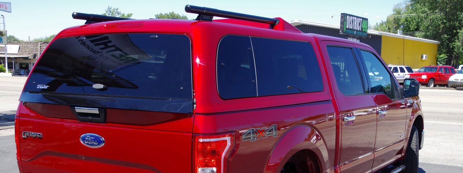 Lumber/Roof Racks, Running Boards
