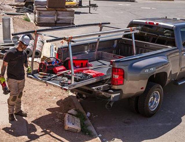 Pickup Truck Accessories >> Cargo Roof Bike Racks Sideboards Truck Accessories Santa Barbara