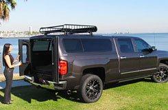 Camper Shells Truck Accessories Santa Barbara Ventura Co Ca